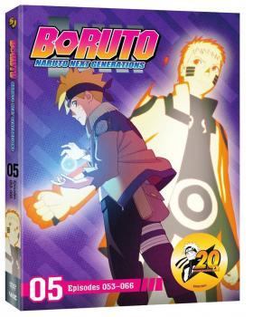Boruto Naruto Next Generations Set 05 DVD