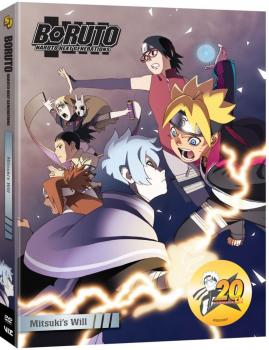 Boruto Naruto Next Generations Set 06 DVD