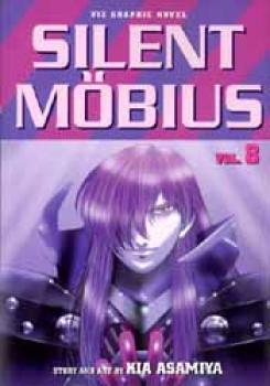 Silent mobius vol 8 Advent TP