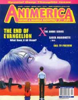 Animerica vol 10: 9 September 2002