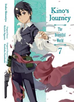 Kino's Journey vol 07 Beautiful World GN Manga