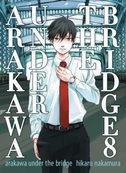Arakawa Under the Bridge vol 08 GN Manga