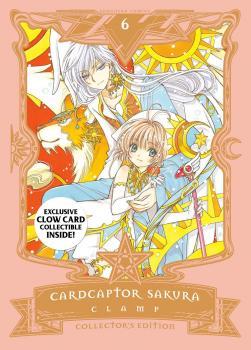 Cardcaptor Sakura Collector's Edition vol 06 GN Manga