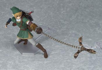 The Legend of Zelda Twilight Princess PVC Figure - Figma Link Twilight Princess DX Ver.