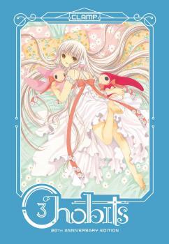 Chobits 20th anniversary Edition vol 03 GN Manga HC