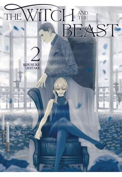 The Witch and the Beast vol 02 GN Manga