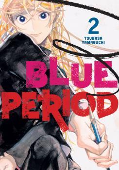 Blue Period vol 02 GN Manga