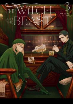 The Witch and the Beast vol 03 GN Manga