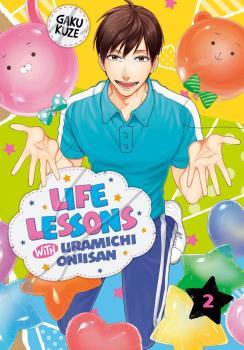Life Lessons with Uramichi Oniisan vol 02 GN Manga