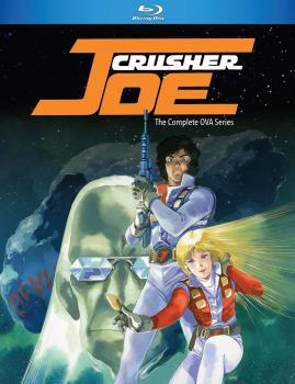 Crusher Joe OVA Series Blu-Ray
