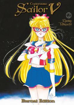 Codename Sailor V Eternal Edition vol 02 GN Manga