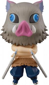 Kimetsu No Yaiba: Demon Slayer PVC Figure - Nendoroid Inosuke Hashibira