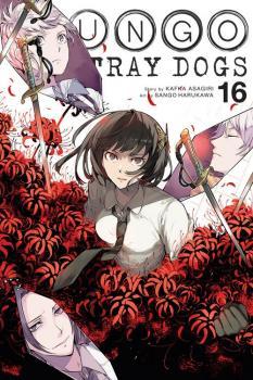 Bungou Stray Dogs vol 16 GN Manga