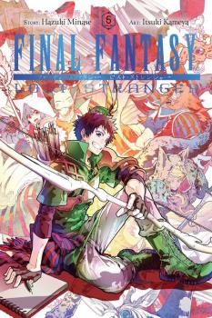 Final Fantasy Lost Stranger vol 05 GN Manga