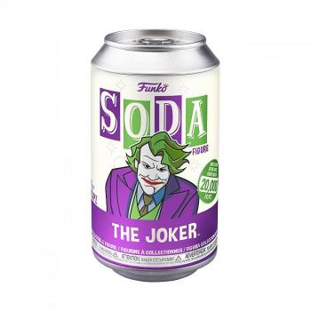 Batman: Dark Knight Heath Ledger Joker Vinyl Soda Figure