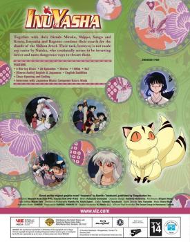 Inu Yasha Set 02 Blu-Ray