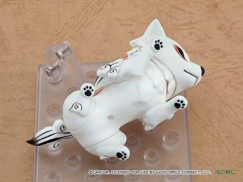 Okami PVC Figure - Nendoroid Amaterasu DX Version