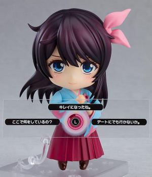 Sakura Wars PVC Figure - Nendoroid Sakura Amamiya