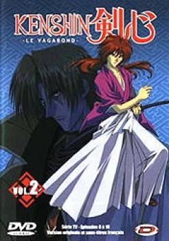 Kenshin Serie Tv vol 02 DVD PAL FR/NL