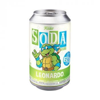 Teenage Mutant Ninja Turtles Leonardo Vinyl Soda Figure