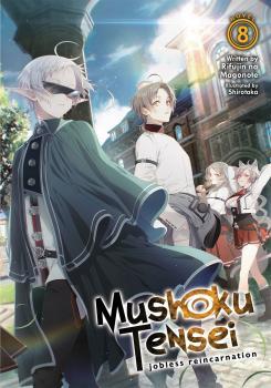 Mushoku Tensei: Jobless Reincarnation vol 08 Light Novel