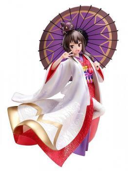 Kono Subarashii Sekai Ni Shukufuku Wo! PVC Figure - Megumin Shiromuku Ver. 1/7