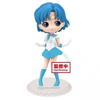 Sailor Moon Eternal the Movie Q Posket Mini PVC Figure - Sailor Mercury Ver. B