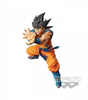Dragonball Z Super Kamehame-Ha PVC Figure - Son Goku