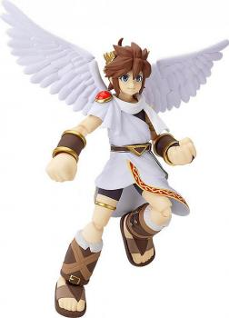 Kid Icarus: Uprising Action Figure - Figma Pit