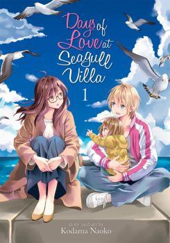 Days of Love at Seagull Villa vol 01 GN Manga