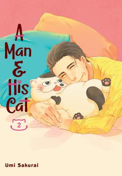 A Man and His Cat Vol 02 GN Manga