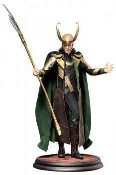 Avengers Endgame ARTFX PVC Statue - Loki 1/6