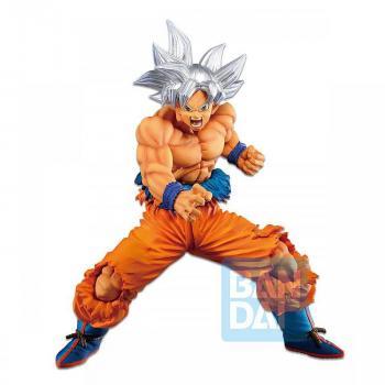 Dragon Ball Super Ichibansho PVC Figugre - Son Goku (Ultra Instinct) (VS Omnibus)
