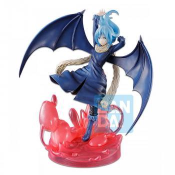 That Time I Got Reincarnated as a Slime Ichibansho PVC Figure - Rimuru Wrath of God (Demon Awakening)