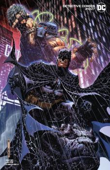 DETECTIVE COMICS #1027 CVR G JIM CHEUNG BATMAN BANE VAR