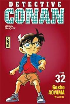 Detective Conan tome 32