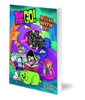 Teen Titans Go!: Roll With It (Trade Paperback)