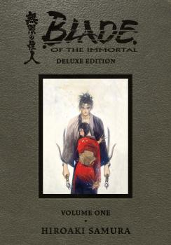 Blade of the Immortal Deluxe Edition vol 01 Manga GN HC