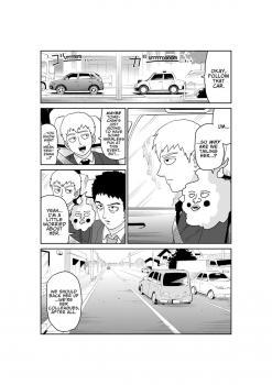 Mob Psycho 100 Reigen GN Manga