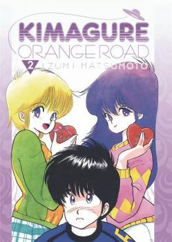 Kimagura Orange Road Omnibus vol 02 GN Manga