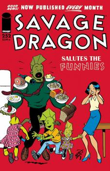 SAVAGE DRAGON #252 (MR)