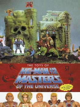 Toys Of He-Man & Masters Of The Universe (Hardcover)