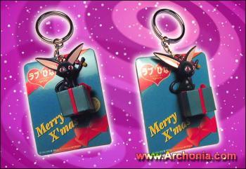 Love Hina Christmas Keyholder F
