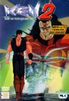 Ken le survivant 2 vol 4 DVD PAL