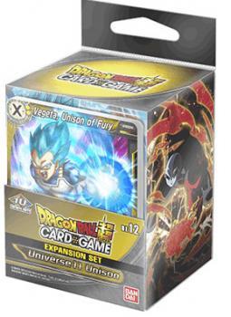 Dragon Ball Super TCG Series 09 Expansion Set 12 Universe 11 Unison