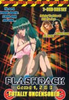 Flashback vol 1-3 Box set DVD