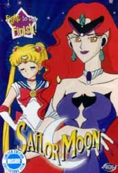 Sailor Moon vol 07 Fight to the finish DVD Dubbed