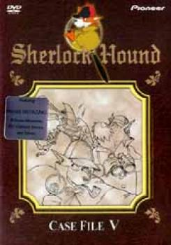 Sherlock hound case file 5 DVD