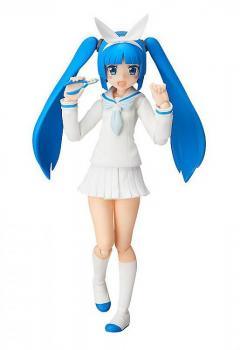 Ultimate! Nipako-Chan Action Figure - Figma Nipako