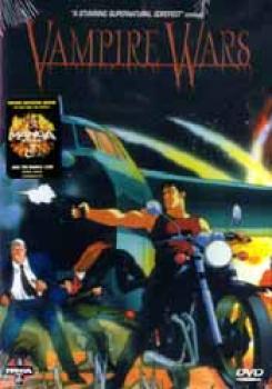 Vampire wars DVD